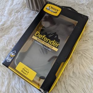 Otter Box Defender Ruggd Pro. Case for I-Phone 7-8